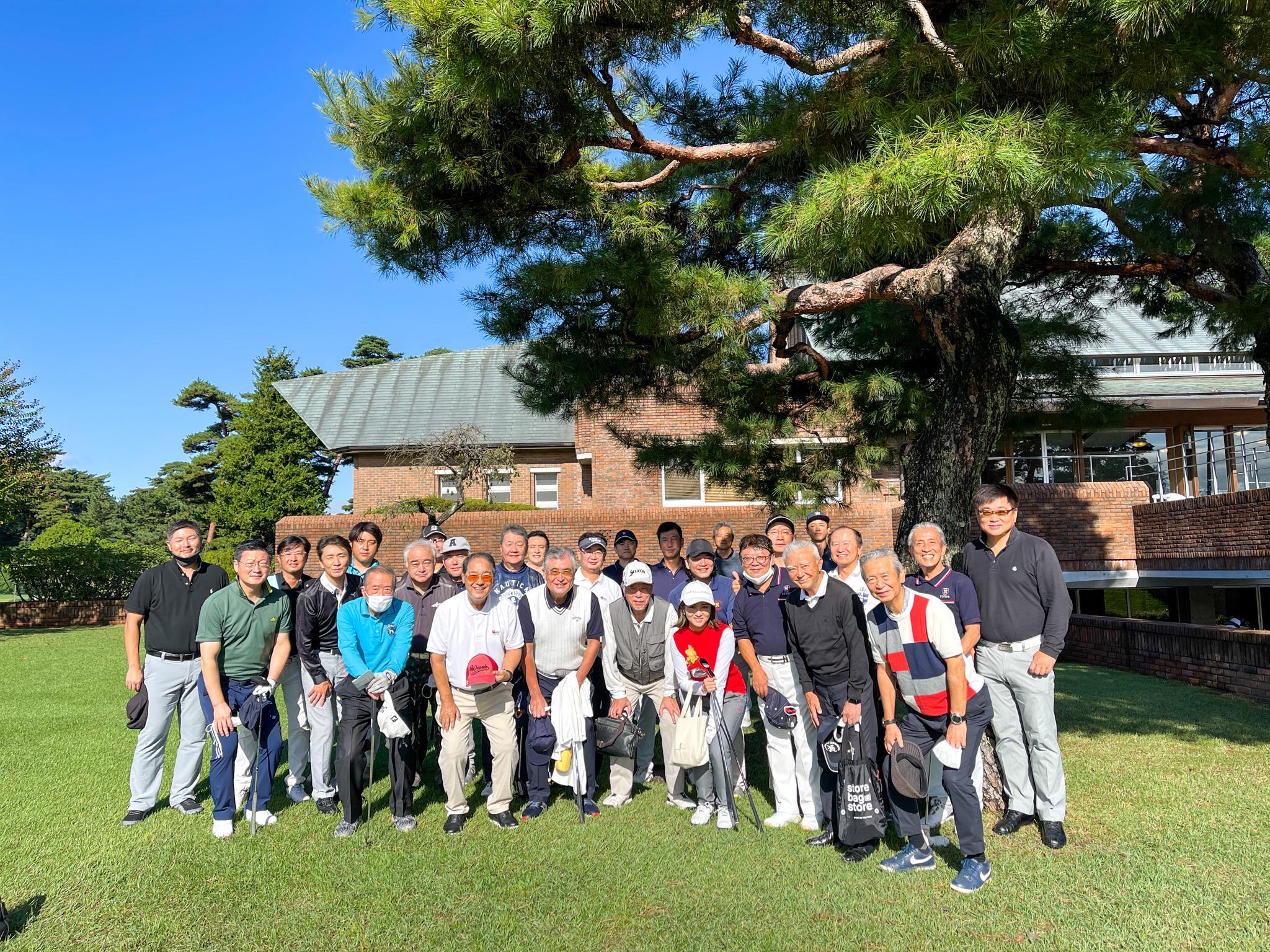 2021年度・情報産業ゴルフ早慶戦を開催いたしました。